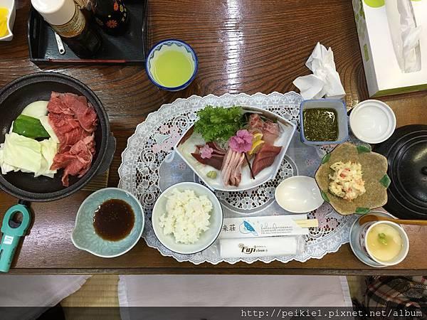 長崎県の壱岐の島の民宿宝来荘
