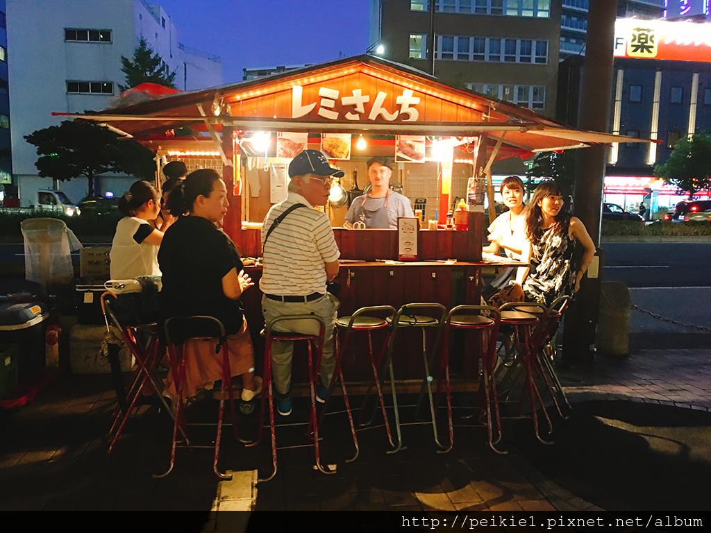 福岡的新屋台ー平價法式料理レミさんち。