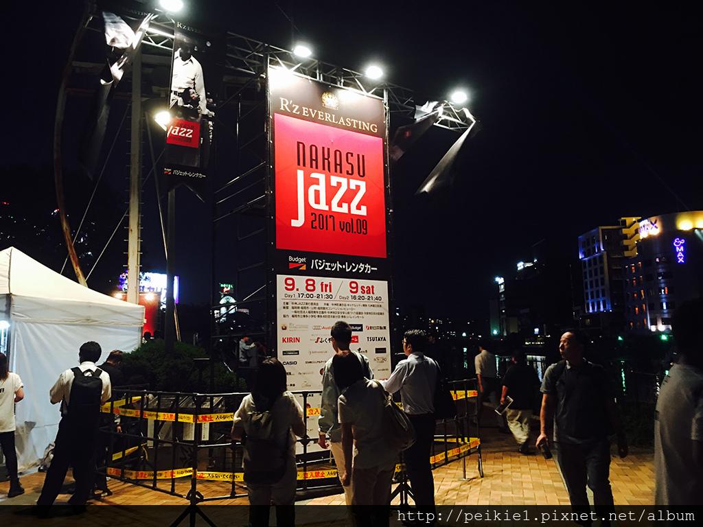 福岡2017中洲Jazz
