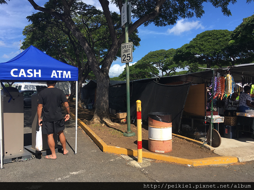 夏威夷HawaiiAloha Stadium Swap Meet(跳蚤市場)