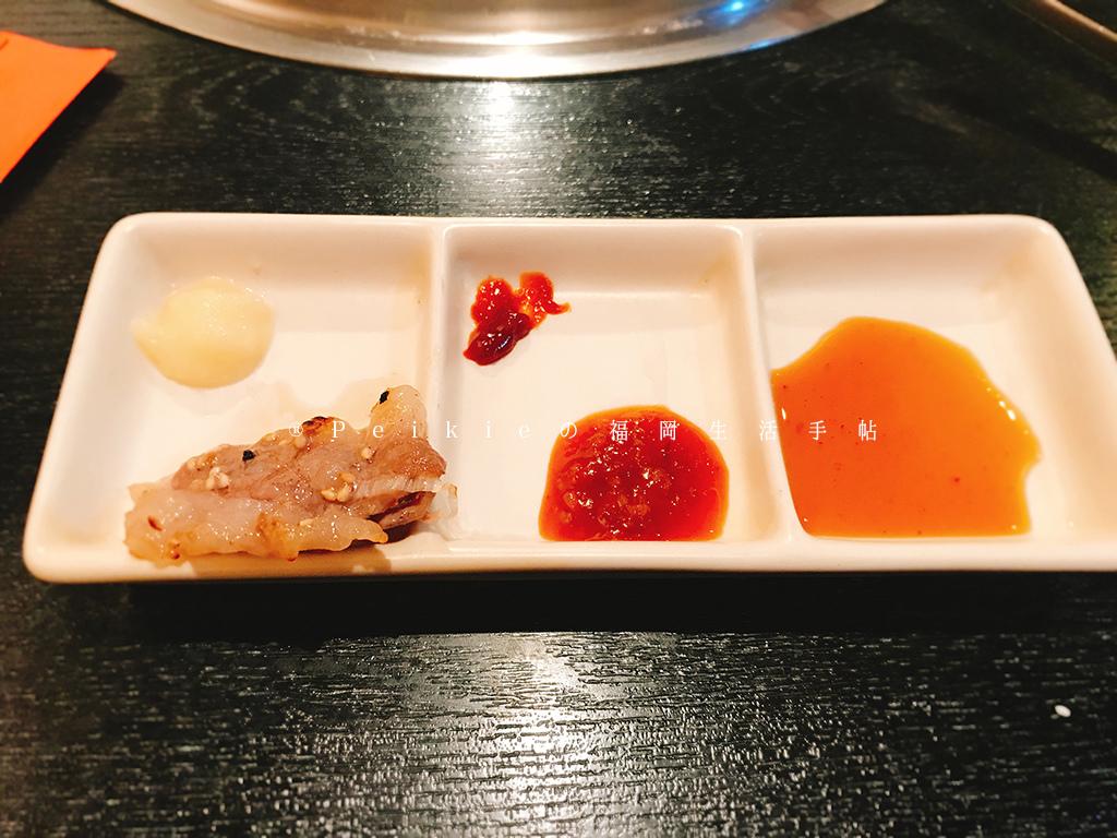 201712博多站南燒肉バリバリ亭