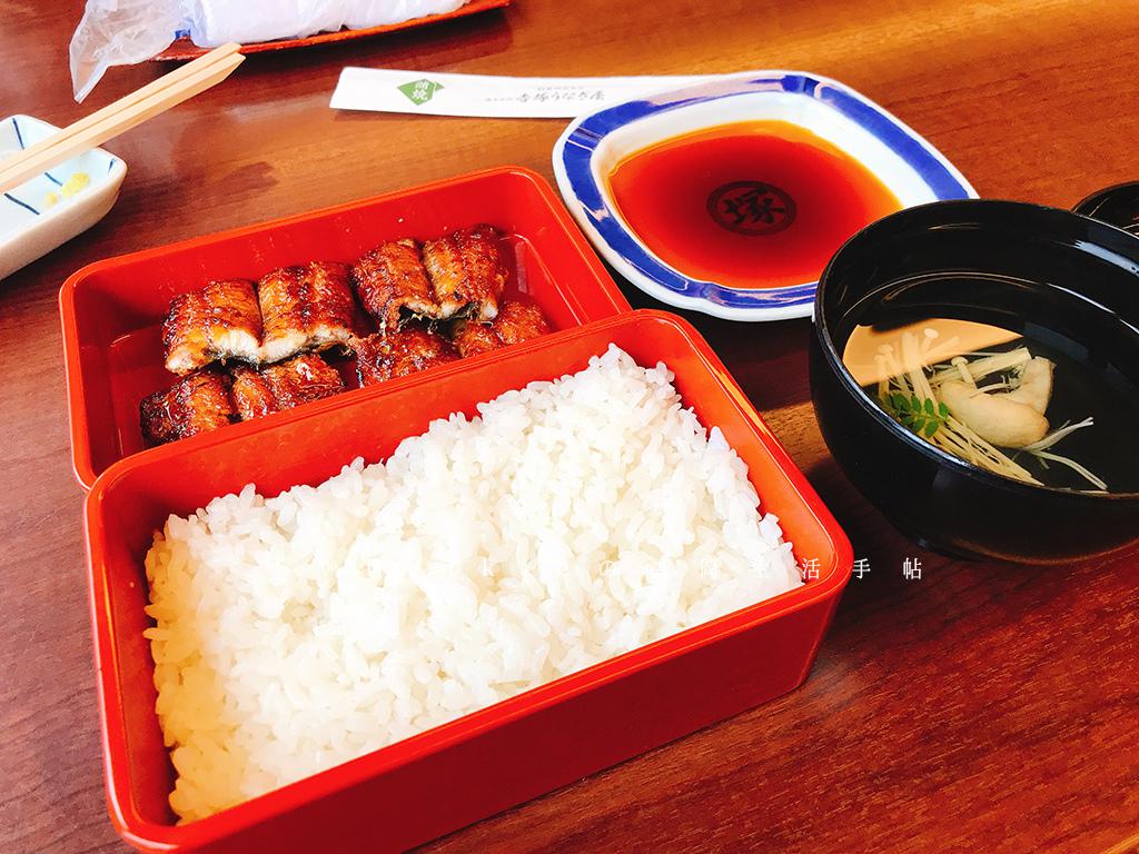 福岡よしづかうなぎ丼。福岡博多排隊很久的鰻魚飯