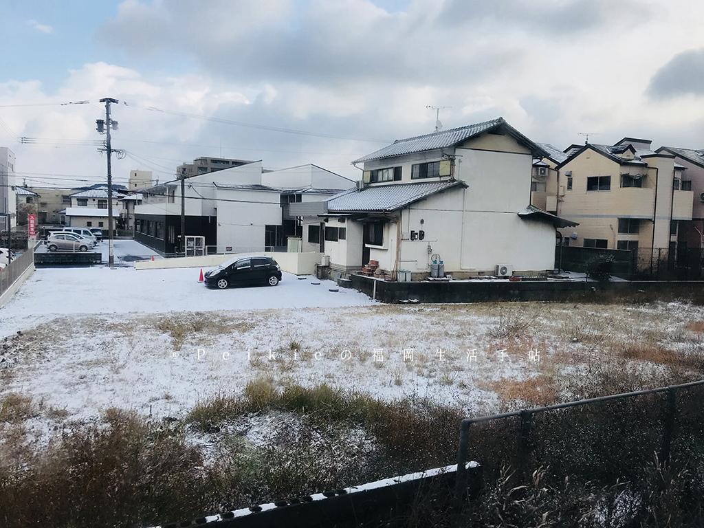 201802福岡 雪