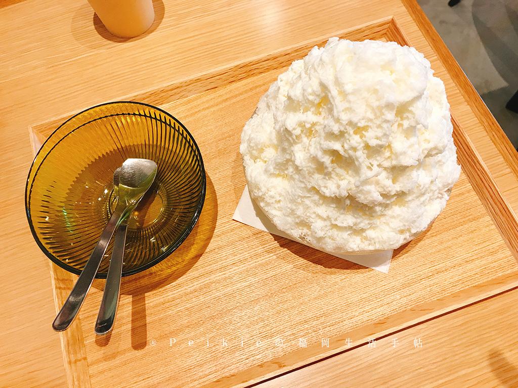 福岡おいしい氷屋。博多純氷   美味冰屋。博多純冰