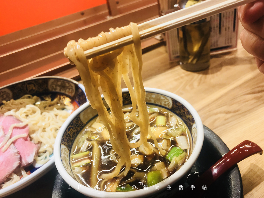 福岡空港的煮干拉麵ー凪|凪ラーメン