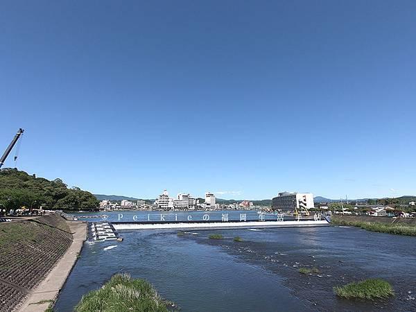 2018日田川開き花火大会