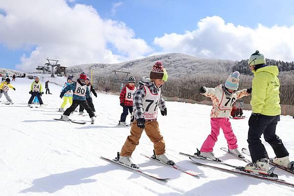 2019年九重滑雪教室