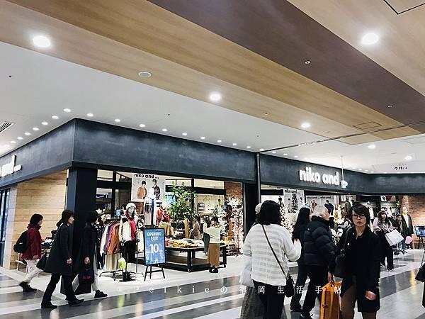 【福岡2018年新開幕購物中心】Mark is ももち