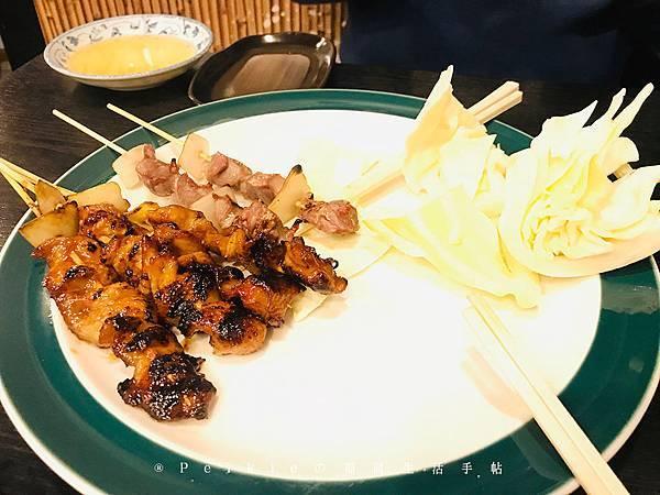 博多站前戦国焼鳥家康・烤雞肉串