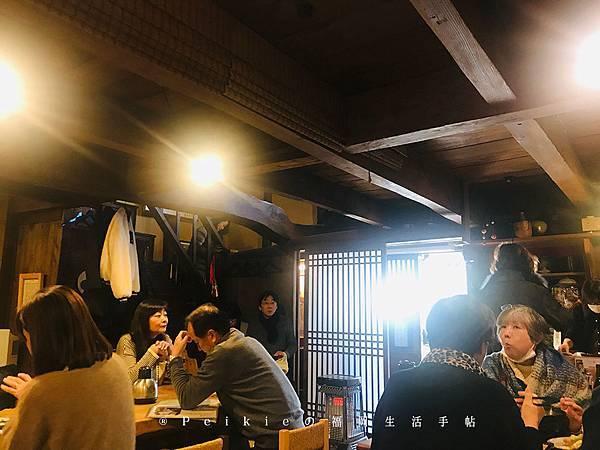 九州大分県日田市草八蕎麦