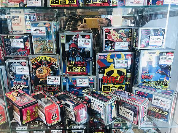 福岡 mandarake御宅族人氣古玩具模型店