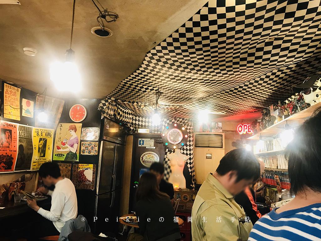 福岡市內昭和風味咖哩食堂・文化屋咖哩