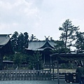 阿蘇神社ー2016年熊本地震崩壞後再訪