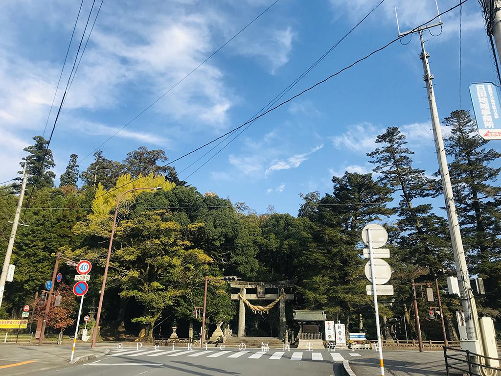 九州大分縣日田的千年灯祭典,日田小鎮秋季散策