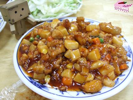 政大四川飯館糖醋雞丁1.jpg