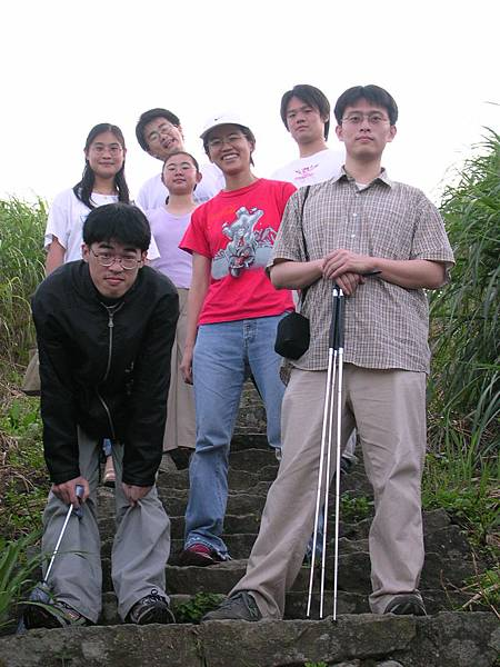 20030627爬雞籠山