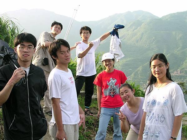 20030627爬雞籠山 (3)