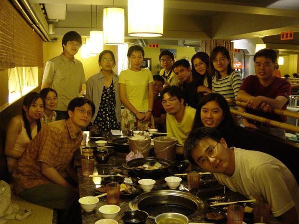 20040704野趣村同學會