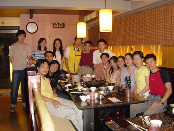 20040704野趣村同學會 (2)