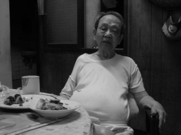 20060912阿公居家-吃食易滿足