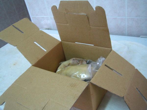 嘉義養雞表姐夫送鹽水機真空保裝禮盒