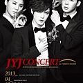 JYJ Concert In Tokyo Dome (1)