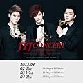 JYJ Concert In Tokyo Dome (2)