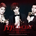JYJ Concert In Tokyo Dome @mjjejeS2hell