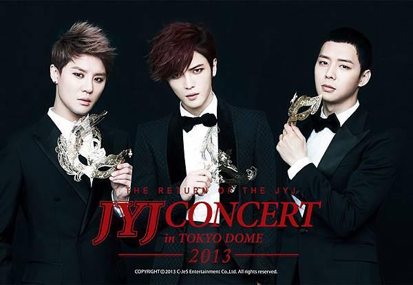 JYJ Concert In Tokyo Dome_1600