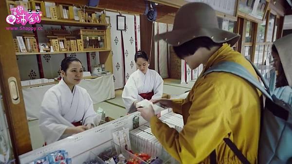 沛莉北海道遊神社