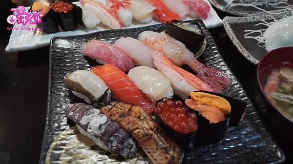 沛莉北海道壽司