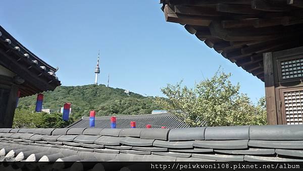 南山韓屋村