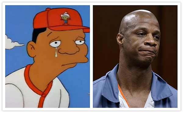 Darryl Strawberry(辛普森)