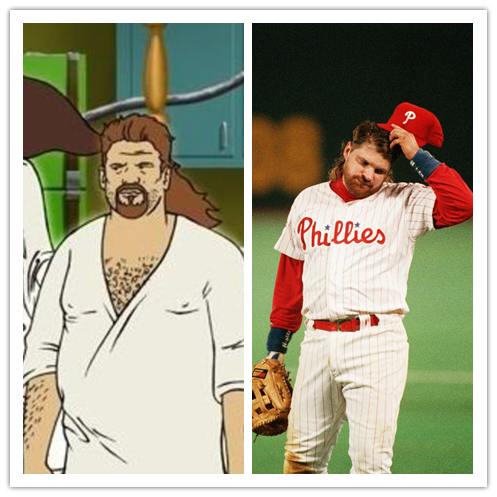 John Kruk(飲料杯歷險記Aqua Teen Hunger Force)