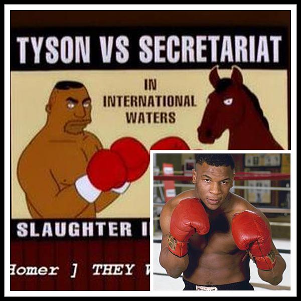 拳王泰森Mike Tyson(辛普森)