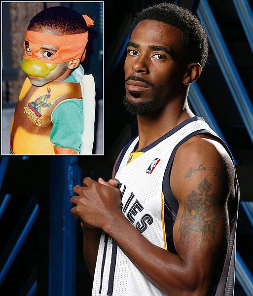 灰熊後衛Mike Conley