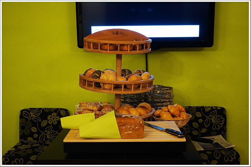 Villa Toscana 早餐
