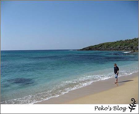 漫步沙灘.JPG