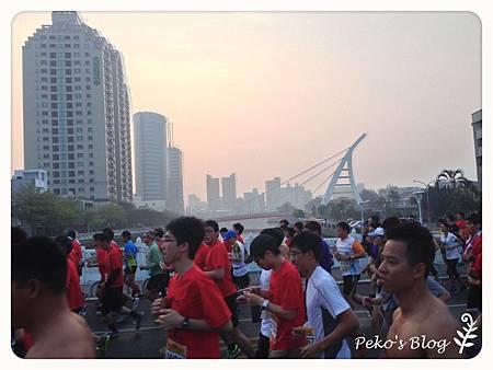20130317-跑過運河準備接上民生路