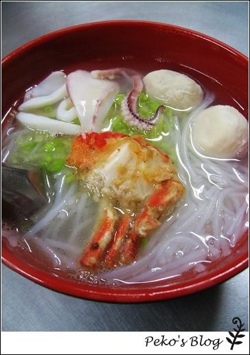 綜合海鮮米粉