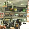 日本的加油站