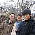 三位韓國人