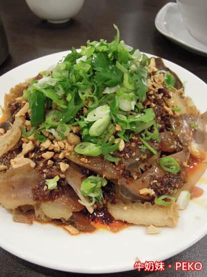 紅辣椒川菜館06