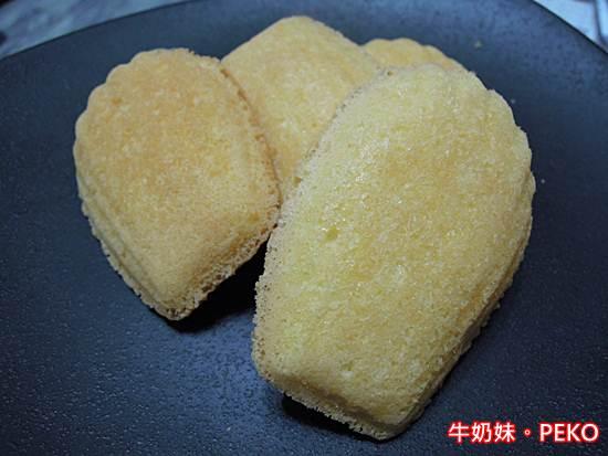 甜點實驗室-瑪德蓮貝殼蛋糕