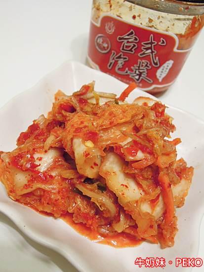 田季發爺-台式泡菜