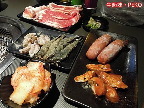 櫻花羿日式炭火燒肉06