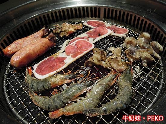 櫻花羿日式炭火燒肉09
