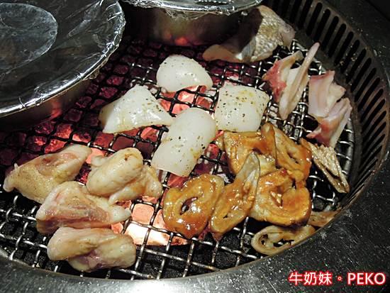 櫻花羿日式炭火燒肉10