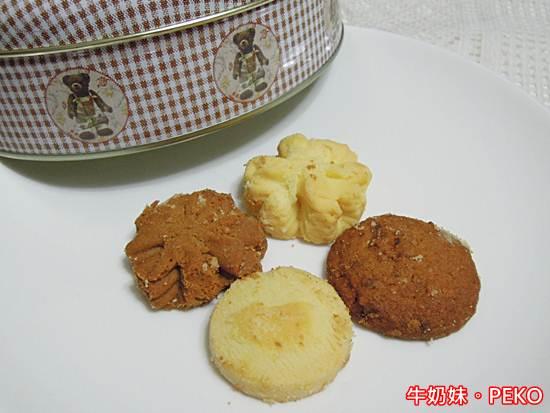 珍妮曲奇餅09
