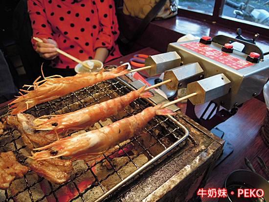 鑽木取火日式燒肉11